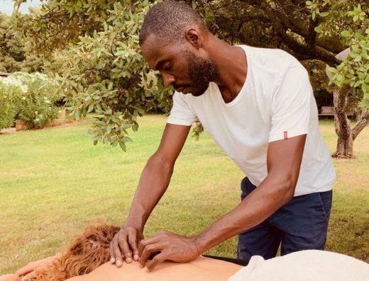 veneve Edouard masseur