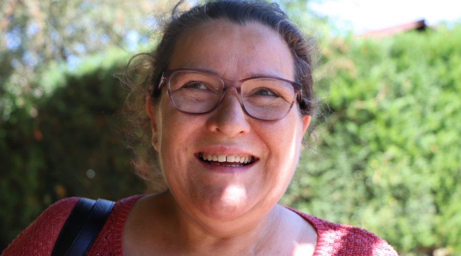 """Sylvie Mansart """" J'aime offrir un accompagnement holistique qui ne se concentre pas uniquement sur le trouble à prendre en compte mais plus sur la personne dans la globalité."""""""