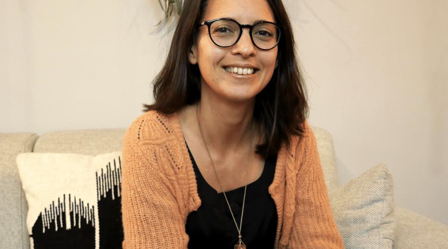 """Virginie Demougeot : """"Le mouvement et le toucher sont au cœur de ma compréhension du monde"""""""