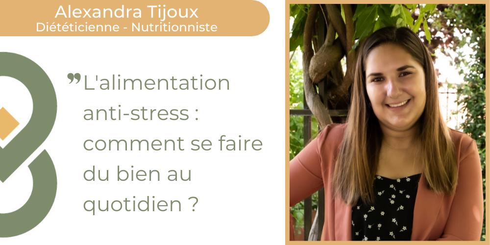 L'alimentation anti-stress : comment se faire du bien au quotidien ?